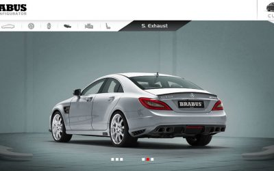 BRABUS Car Configurator Helped Me To Modify My Car To Satisfaction