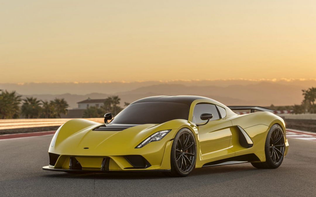 Hennessey Performance And My Love For Venom GT 500